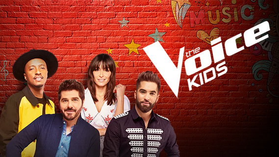 Replay The voice kids - Dimanche 30 août 2020
