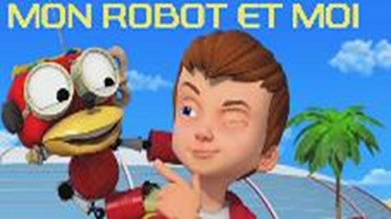 Replay Mon robot et moi - Lundi 20 avril 2020