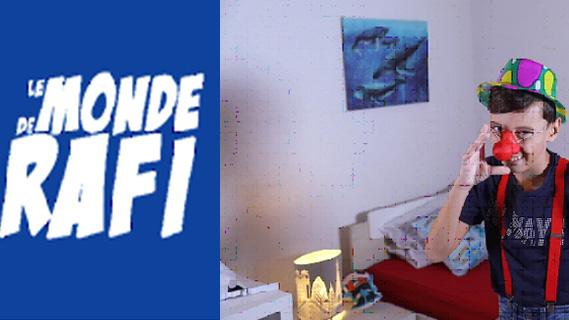 Replay Le monde de rafi - Dimanche 03 mai 2020