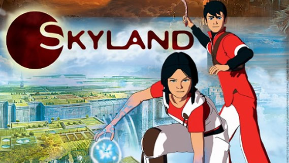 Replay Skyland - Lundi 10 août 2020