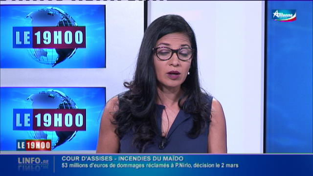 Replay Le 19h00 - Lundi 19 février 2018