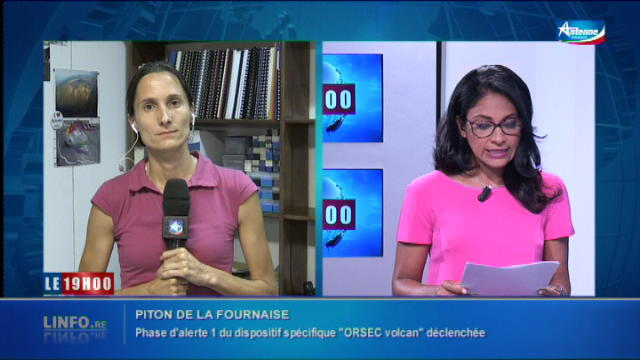 Replay Le 19h00 - Mardi 31 janvier 2017
