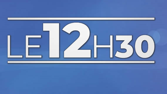 Replay Le 12h30 - Vendredi 24 janvier 2020