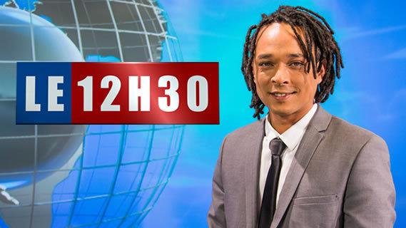 Replay Le 12h30 - Jeudi 31 mai 2018