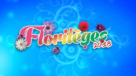 Replay Florileges - Samedi 13 octobre 2018