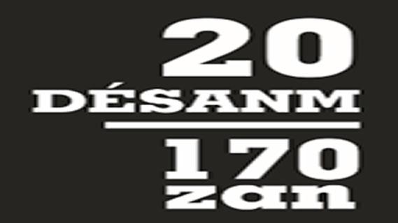 Replay La minute du 20 desanm - Lundi 10 décembre 2018