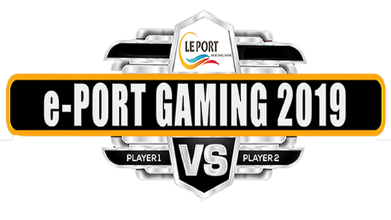 Replay E-gaming du port - Mercredi 23 octobre 2019