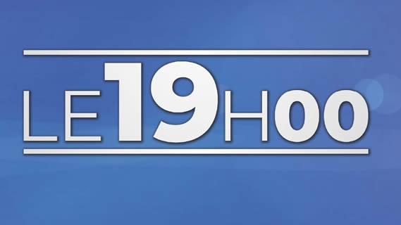 Replay Le 19h00 - Lundi 16 décembre 2019