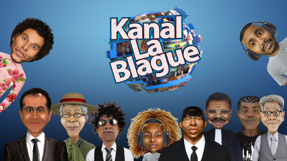 Replay Kanal la blague - Lundi 06 avril 2020