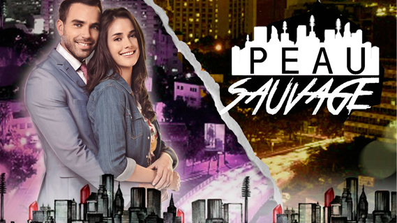Replay Peau sauvage -S01-Ep90 - Lundi 03 décembre 2018