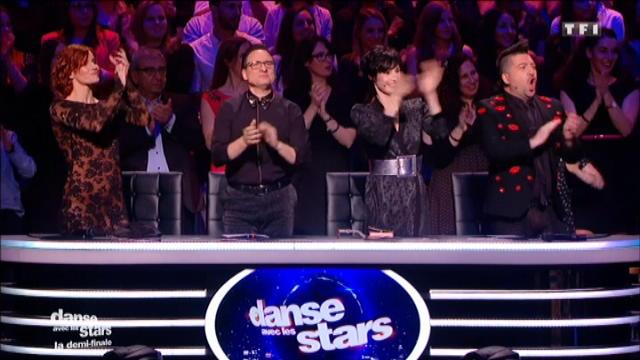 Replay Danse avec les Stars - Dimanche 11 décembre 2016