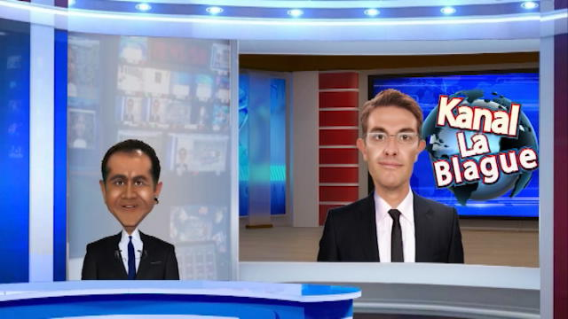 Replay Kanal La Blague - Mercredi 01 novembre 2017
