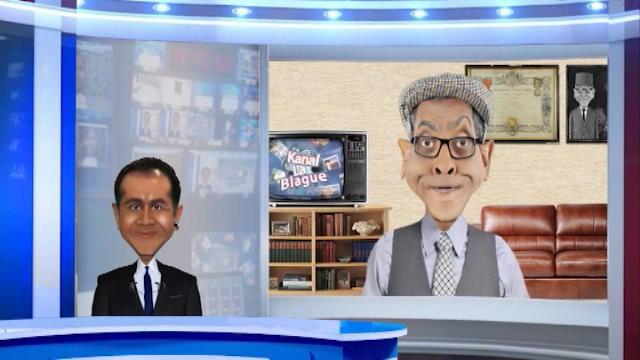 Replay Kanal La Blague - Mercredi 08 novembre 2017