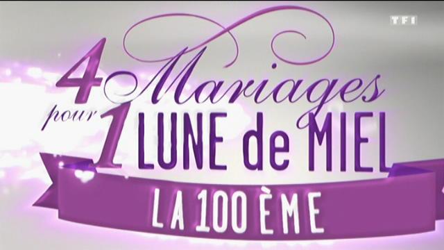 Replay 4 Mariages pour une Lune de Miel - Vendredi 14 octobre 2016