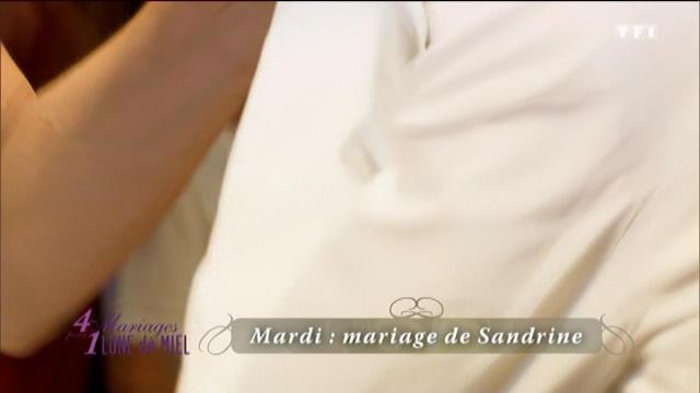 Replay 4 Mariages pour une Lune de Miel - Jeudi 20 octobre 2016