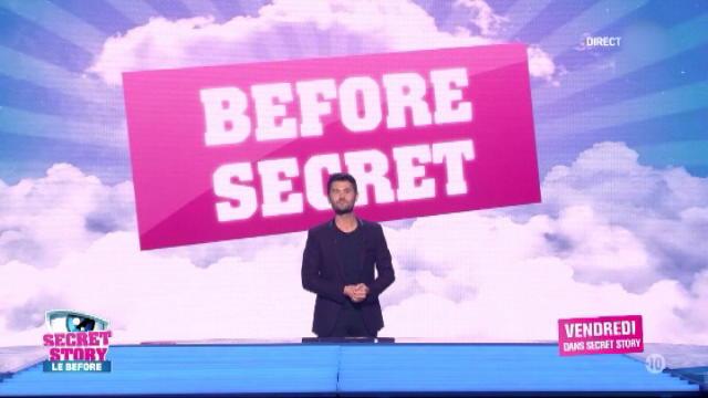 Replay Secret Story - Lundi 19 septembre 2016