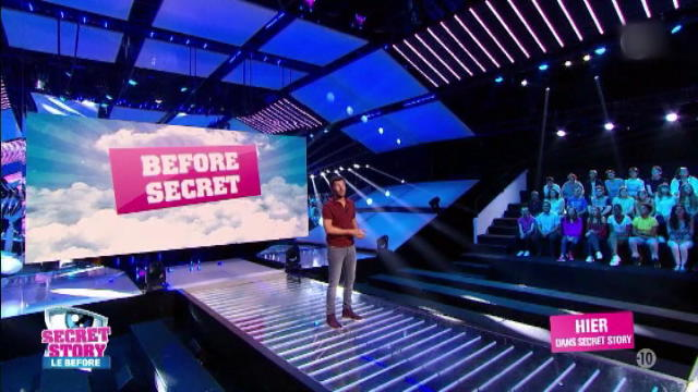 Replay Secret Story - Mardi 30 août 2016