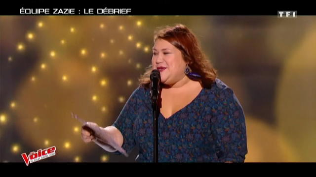 Replay The Voice - Dimanche 05 mars 2017